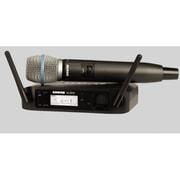 GLXD24J/BETA87A [GLX-Dハンドヘルド・ワイヤレスシステム (BETA87ハンドヘルドマイク)]
