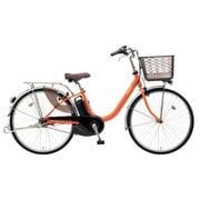 BE-ELL43K [電動アシスト自転車 ビビ・L 24 24型 12Ah 内装3段変速 ラセットオレンジ 2019年モデル]