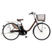 BE-ELL43T [電動アシスト自転車 ビビ・L 24 24型 12Ah 内装3段変速 チョコブラウン 2019年モデル]