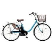 BE-ELL43V [電動アシスト自転車 ビビ・L 24 24型 12Ah 内装3段変速 ターコイズブルー 2019年モデル]