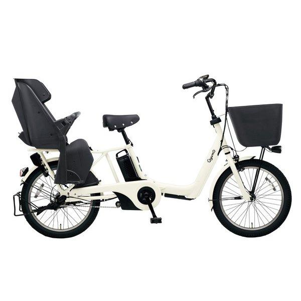 BE-ELAE033F [電動アシスト自転車 ギュット・アニーズ・EX 20型 16Ah 内装3段変速 オフホワイト 2019年モデル]