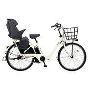 BE-ELAD63F [電動アシスト自転車 ギュット・アニーズ・DX・26 26型 16Ah 内装3段変速 オフホワイト 2019年モデル]