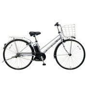 BE-ELDT755S2 [電動アシスト自転車 ティモ・DX 27型 16.0Ah 内装5段変速 モダンシルバー 2019年モデル]