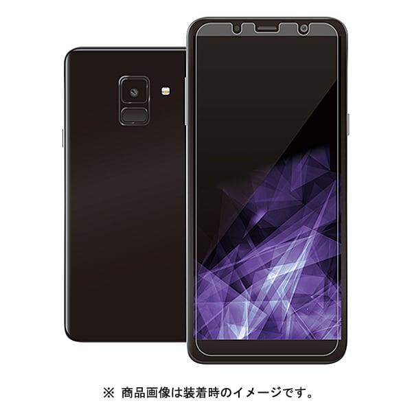 PD-SC02LFLGGBL [Galaxy Feel2 ブルーライトカット 0.33mm ガラスフィルム 液晶保護フィルム]