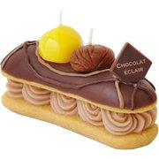 エクレアキャンドル チョコレート