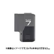 リプレースメントドア (HERO7 Black) AAIOD-003 ブラック [ビデカメアクセサリキ]
