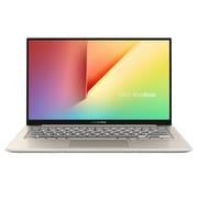 S330UA-8130GL [ASUS VivoBook S シリーズ/13.3型/Windows 10 Home 64ビット/Core i3-8130U プロセッサー/メモリ4GB/SSD128GB/IEEE802.11a/b/g/n/ac/Bluetooth 4.1/WPS Office/アイシクルゴールド]
