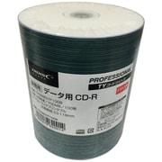 TYCR80YP100B [HIDISC CD-R データ用 シュリンクパック 100枚]