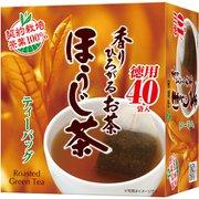 香りひろがるお茶 ほうじ茶ティーバッグ 40袋×1