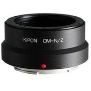 KIPON OMNZ OM-NIK Z [マウントアダプター レンズ側:オリンパスOMマウント/ボディ側:ニコンZマウント]