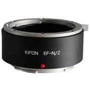 KIPON EFNZ EOS-NIK Z [マウントアダプター レンズ側:キヤノンEFマウント/ボディ側:ニコンZマウント]