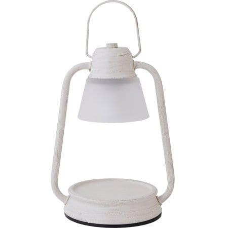 キャンドルウォーマーランプミニ ホワイト [薫る照明]