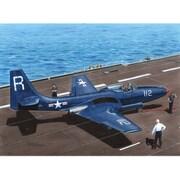 エアクラフトシリーズ SH72332 米・マクドネルFH-1ファントム艦上ジェット戦闘機・米海軍 [1/72 プラモデル]