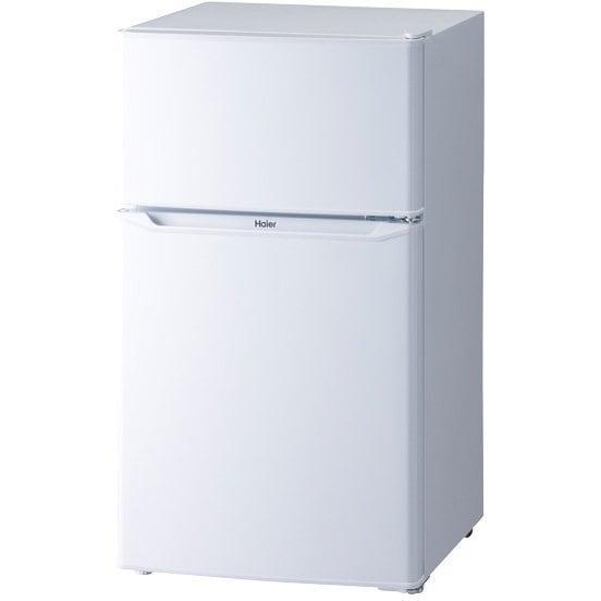 JR-N85C W [冷蔵庫 (85L・右開き) 2ドア ホワイト]