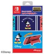 Nintendo Switch専用スタンド付カバー ミッキーマウス [HACH-01MK]