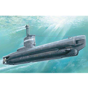 S004 ドイツ Uボート XXIII型 [1/144スケール プラモデル]