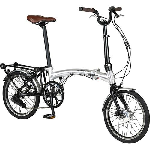 HARRY QUINN PORTABLE E-BIKE160 [電動アシスト自転車 16インチ(型) スコッチブライト 2019年モデル]