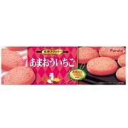 あまおういちごクッキー 12枚 [焼菓子]