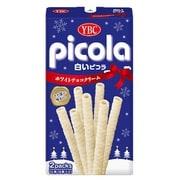 白いピコラ ホワイトチョコクリーム 12本 [ロールクッキー]