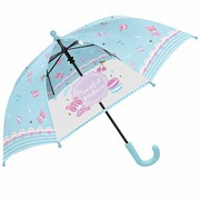 Crux 45cm 子供 傘 HEARTFUL POCHETTE LBL