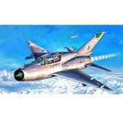 KPM0108 MiG-21UM モンゴルB [1/72スケール プラモデル]