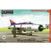 KPM0122 MiG-21PFM フィッシュベッドF [1/72スケール プラモデル]