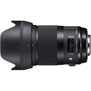 SIGMA 40mm F1.4 DG HSM (Art) EO [Artシリーズ デジタル一眼レフ用交換レンズ キヤノン用]