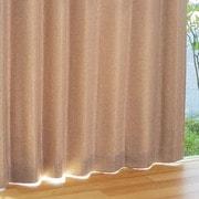 パステル カーテン BR 150×178 1P [カーテン]