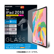 TB-A18MFLGGDT [iPad Pro 11インチ 2018年モデル ドラゴントレイル ガラスフィルム 液晶保護フィルム]
