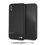 BMHCI61PUCARTCBK [iPhone XR ハードケース カーボン調]