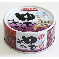 さくらあん ゆであずき(北海道) 165gEO缶