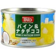 パイン&ナタデココ F2号缶 225g