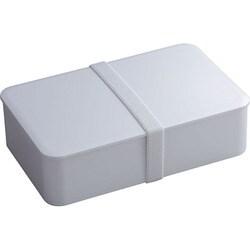 シンプルランチボックス M ホワイト [弁当箱]