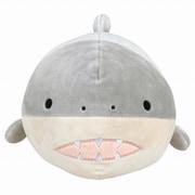 マシュマロアクアミエ ボルスター クッション サメ