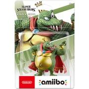 amiibo(アミーボ) キングクルール (大乱闘スマッシュブラザーズシリーズ) [ゲーム連動キャラクターフィギュア]
