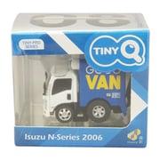 TINYQ-08-S1  いすゞ Nシリーズ Box Lorry GoGoVan [プラスチックミニカー]