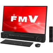 FMVFXC3B [デスクトップパソコン ESPRIMO FHシリーズ/27型ワイド/Corei7+8750H/メモリ 8GB/HDD 3TB+インテルOptaneメモリー 16GB/Blu-rayドライブ(Ultra HD Blu-ray対応)/Windows  10 Home 64ビット/Office Home and Business 2016/オーシャンブラック]