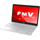 FMVS75C3W [ノートパソコン LIFEBOOK SHシリーズ/13.3型ワイド/Corei5-8250U/メモリ 4GB/SSD 256GB/DVDスーパーマルチ/Windows 10 Home 64ビット/Office Home and Business 2016/アーバンホワイト]