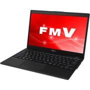 FMVUXC3B [ノートパソコン LIFEBOOK UHシリーズ/13.3型ワイド/Corei7-8565U/メモリ 8GB/SSD 512GB/ドライブレス/Windows 10 Pro 64ビット/Office Home and Business 2016/ピクトブラック]