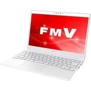 FMVU77C3WC [ノートパソコン LIFEBOOK UHシリーズ/13.3型ワイド/Corei5-8265U/メモリ 8GB/SSD 256GB/ドライブレス/Windows 10 Home 64ビット/Office Home and Business 2016/アーバンホワイト/ヨドバシカメラオリジナルモデル]