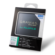 DCG-FJ04 [GRAMAS Extra Camera Glass 液晶保護ガラスフィルム FUJIFILM X-T3用]