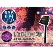 WJ-8048 [LED イルミネーションライト 100球 ピンク]