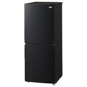 JR-NF148B K [冷凍冷蔵庫 Haier Global Series 148L 2ドア ブラック]