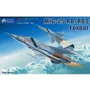 KITKH80113 MiG-25 RB/RBS フォックスバット [1/48 エアクラフトシリーズ]