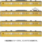 18013 [国鉄(JR)103系<低運・非ユニット窓・冷改車・カナリア> 基本4両編成ボディキットA]