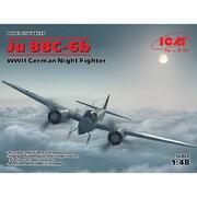 48239 ユンカース Ju88C-6b 夜間戦闘機 [1/48 プラモデル]