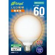 LDG6L-G AG23 [LED電球 G形 全方向タイプ 60形相当E26 電球色 密閉器具対応]