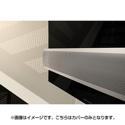 BeoVision Eclipse-65 SoundCenter Grill Silver-1607713 [Eclipse65SoundCenter用カバー]