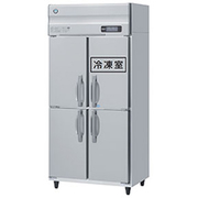 HRF-90A [業務用冷凍冷蔵庫 708L(冷蔵室 545L/冷凍室 163L)]