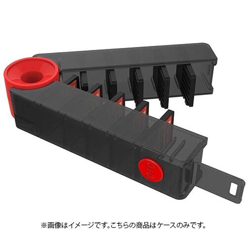 GHG01-20 [Nintendo Switch用 OJO Gatorゲームカードホルダー レッド]